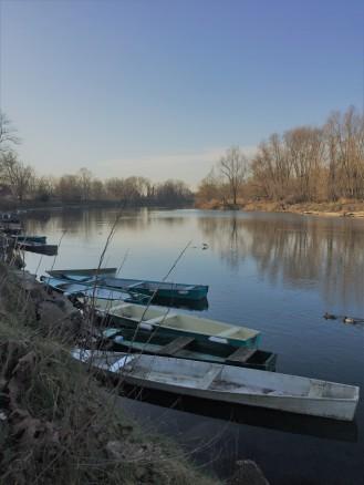 Le rive del Fiume Adda