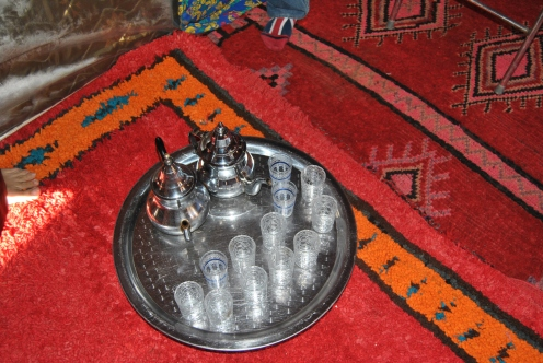 La colazione marocchina