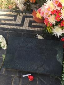 La tomba di Pablo Escobar