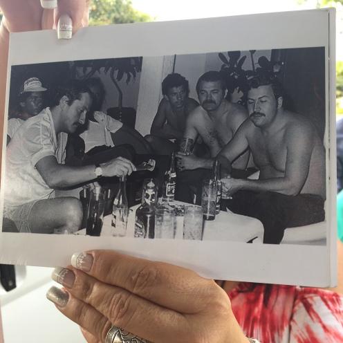 Le foto di Pablo Escobar