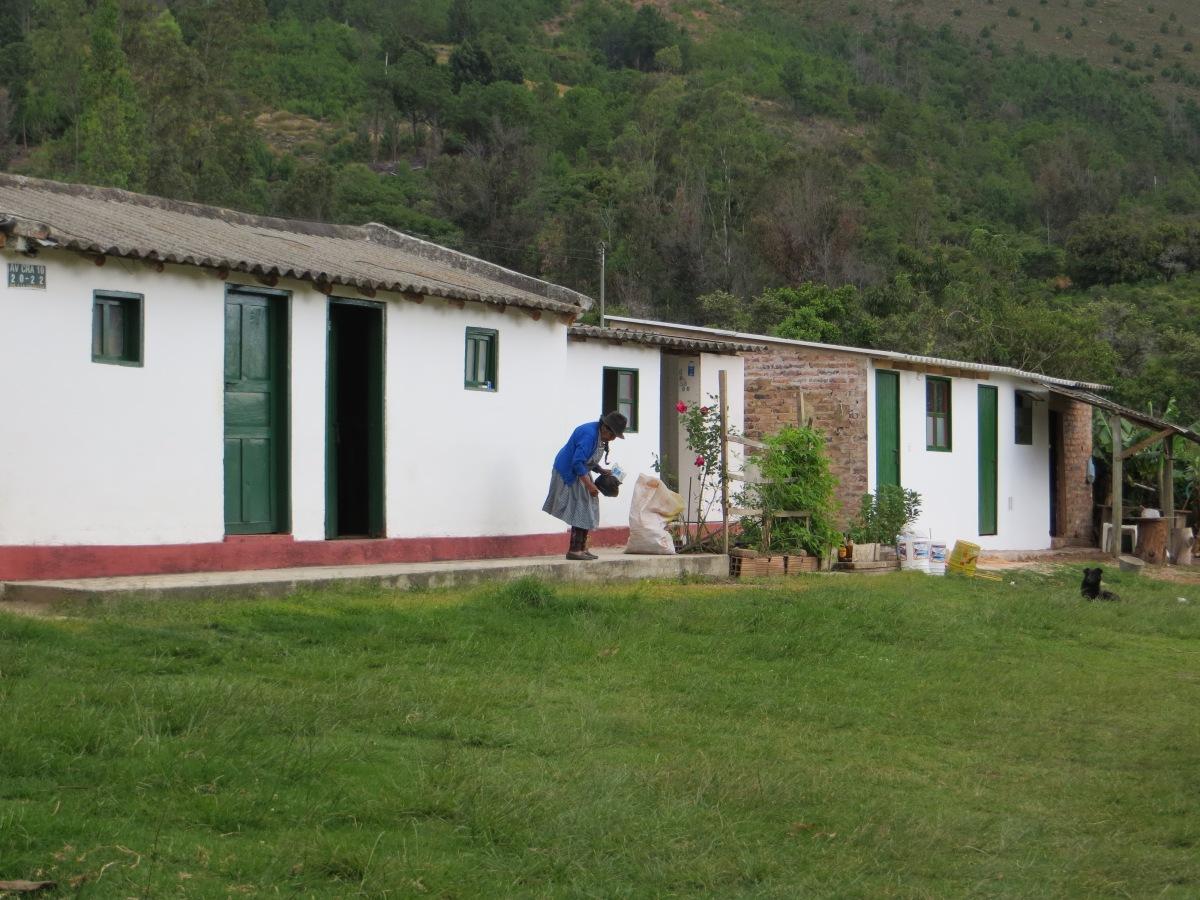 LA COLOMBIA E I SUOI VOLTI