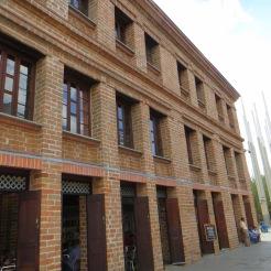 Los edificios Vásquez y Carré