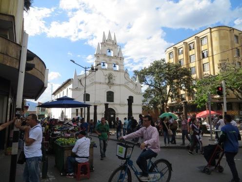 La Iglesia de la Veracruz
