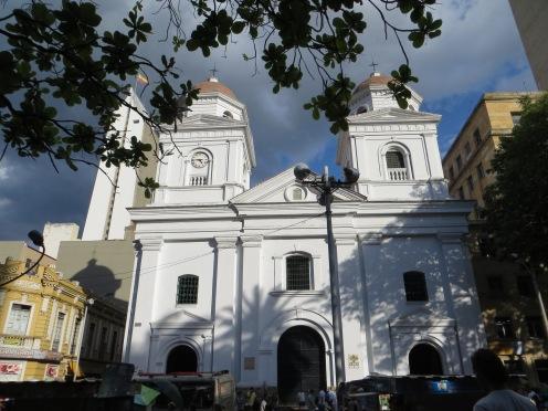 la Basilica de la Candelaria