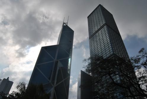 Il cuore finanziario di HK