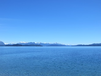 Il lago Nahuel Huap