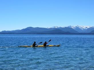Il lago Nahuel Huapi